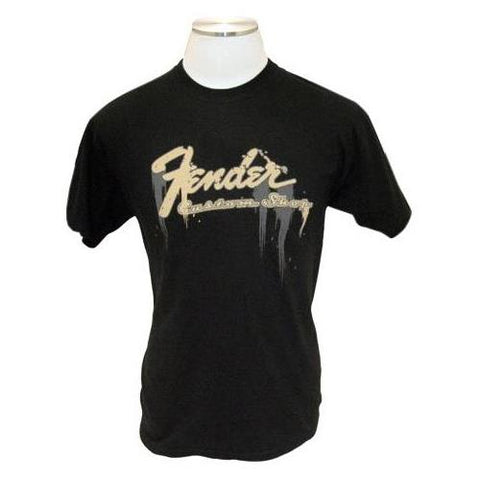 Fender® Taking Over Me T-Shirt, Black, XL