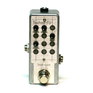 SviSound Techno-Fu High Gain Distortion