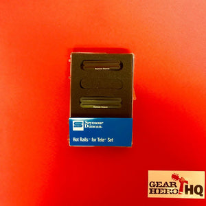 [USED] Seymour Duncan Hot Rails Tele Pickups, Set