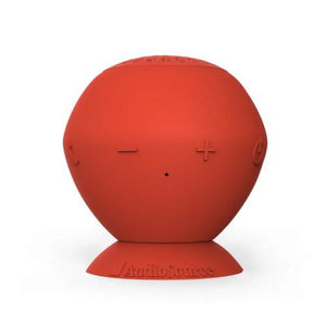AUDIOSOURCE SOUND POP BLUETOOTH SPEAKER (RED)