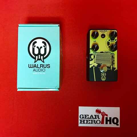 [USED] Walrus Audio 385 Overdrive