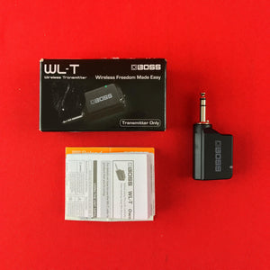 [USED] Boss WL-T Wireless Transmitter for Guitar