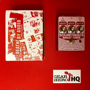 [USED] Death By Audio Soundwave Breakdown Fuzz