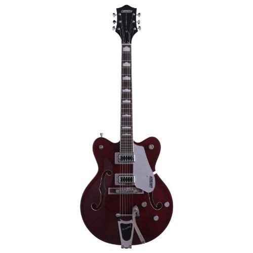 Gretsch G5422TDC Electromatic Hollowbody Electric Guitar, Walnut Stain