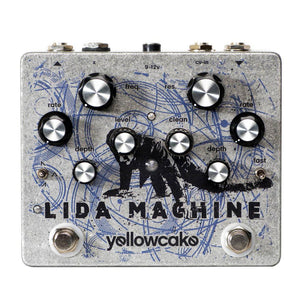 Yellowcake Lida Machine Dual Filter