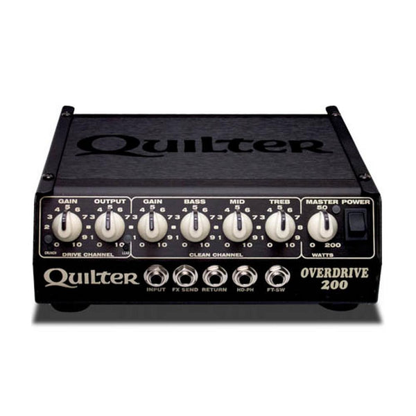 Quilter Labs Overdrive 200 200W Guitar Amp Head