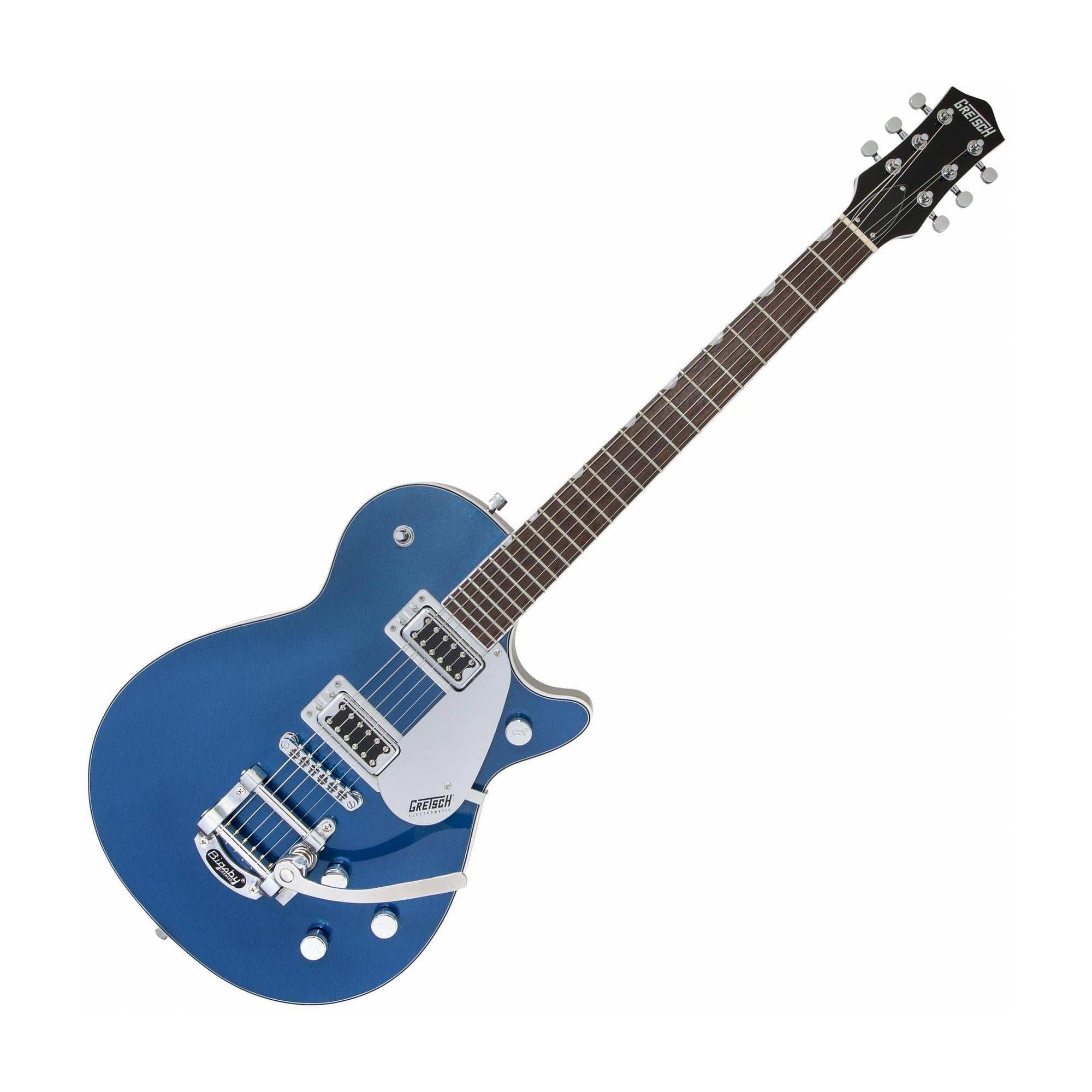 Gretsch G5230T Electromatic Jet FT Single-Cut Electric Guitar, Aleutian Blue