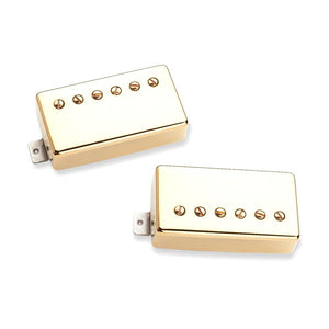 Seymour Duncan Saturday Night Special Humbucker Pick-up set, Gold Cover