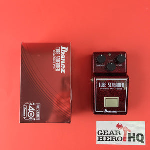 [USED] Ibanez TS80840th 40th Anniversary Tube Screamer Overdrive