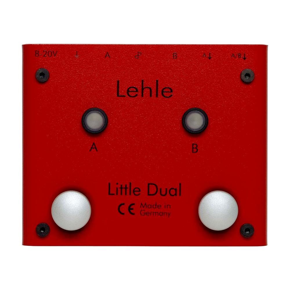 Lehle Little Dual Amp Switcher