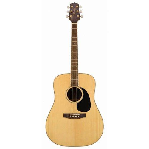 Takamine G Series G360S Dreadnought Acoustic Guitar, Natural