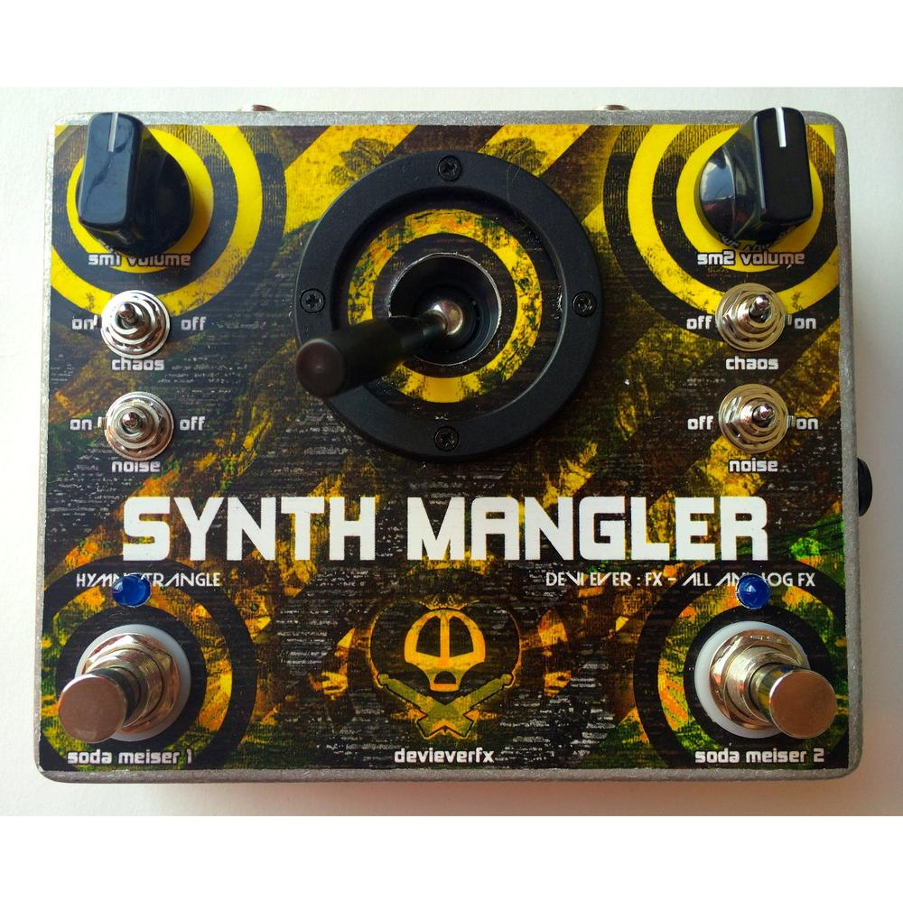 Devi Ever Synth Mangler Dual Fuzz