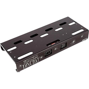 Voodoo Lab DBSP-SM Dingbat Small Pedalboard Power Package with Pedal Power 2 PLUS
