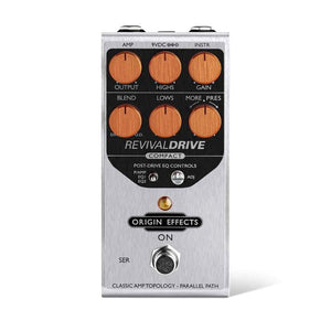 Origin Effects RD-C RevivalDRIVE Compact Overdrive