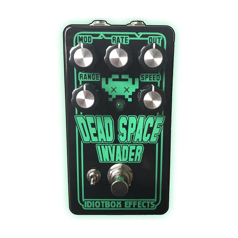 Idiotbox Dead Space Invader Synthesizer