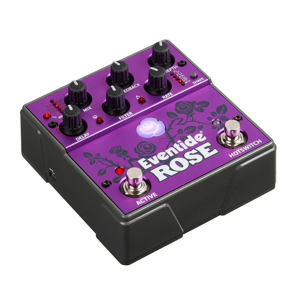 Eventide Rose Modulated Delay