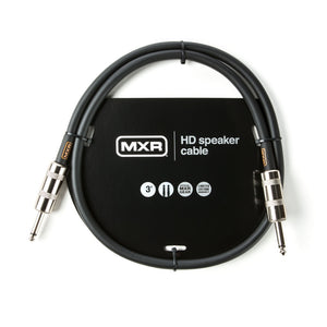 "MXR DCSTHD3 Heavy Duty 3' Speaker Cable 1/4"" to 1/4"""