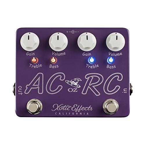 Xotic AC/RC-OZ Oz Noy Limited Edition Boost/Overdrive