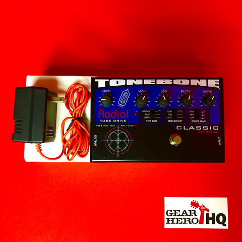 [USED] Radial Tonebone Classic Tube Distortion