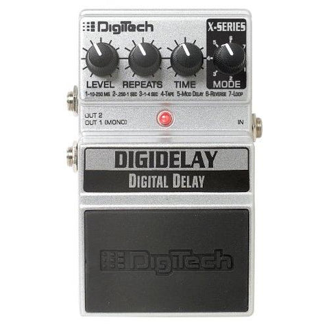 DigiTech XDD DigiDelay Digital Delay