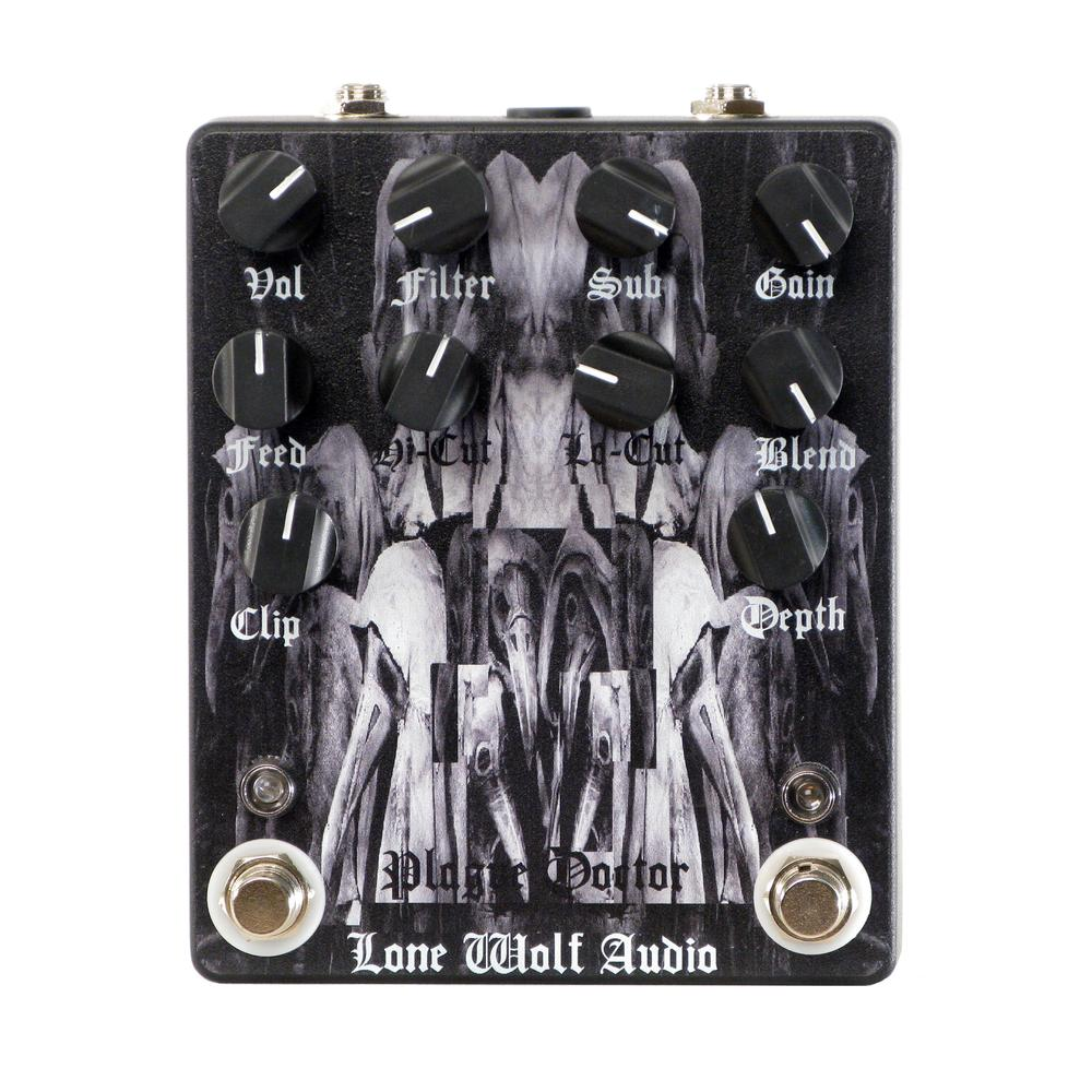 Lone Wolf Audio Plague Doctor