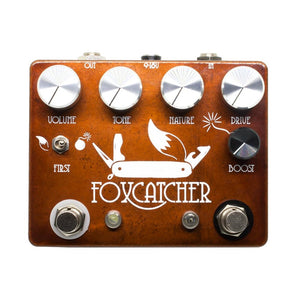 Coppersound Foxcatcher Overdrive Boost