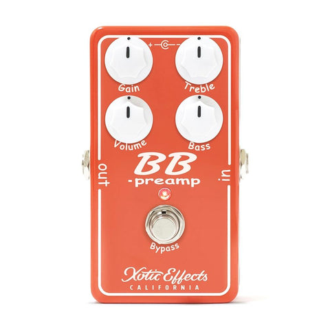 Xotic Effects BB Preamp V1.5