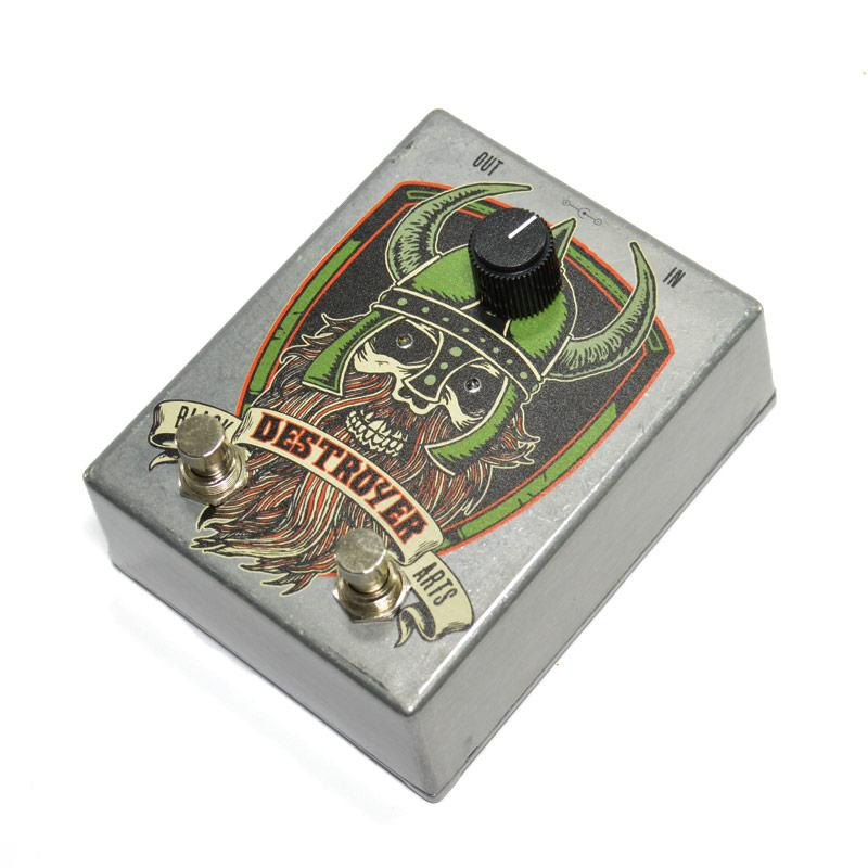 Black Arts Toneworks Destroyer Fuzz