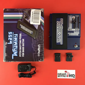 [USED] Digitech BWHAMMY Bass Whammy Pitch Shifter