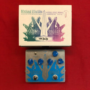 [USED] Blackout Effectors Crystal Dagger Octave Fuzz