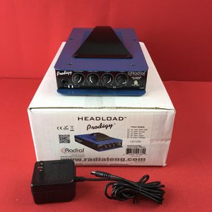 [USED] Radial Headload Prodigy V8 8-ohm Speaker Load Box w/DI and EQ
