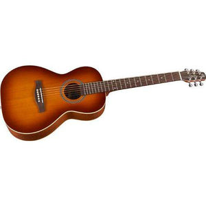 Seagull Entourage Grand Parlor Acoustic Guitar Rustic