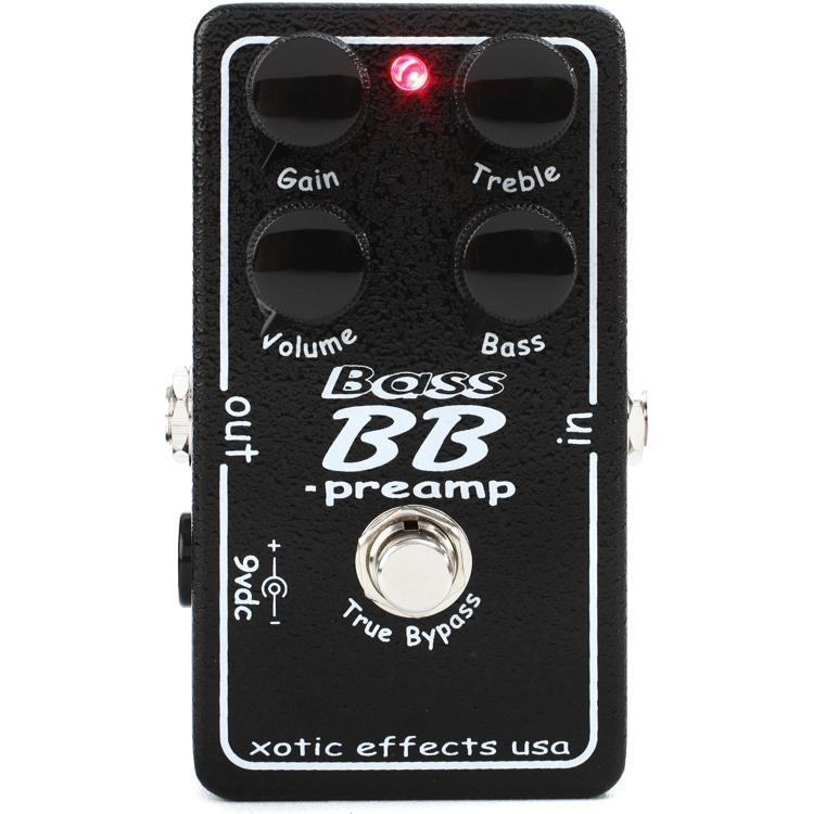 Xotic Effects Bass BB Preamp Distortion