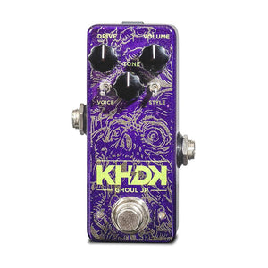 KHDK Electronics Ghoul Screamer Mini Overdrive