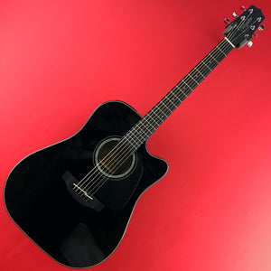 [USED] Takamine GD30CE Dreadnought Acoustic/ Electric Guitar, Black