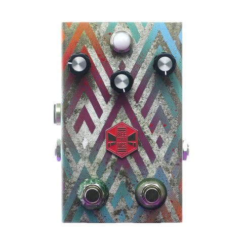 Beetronics OctaHive Dual-Footswitch High Octave Fuzz, Arrows (Limited Edition)