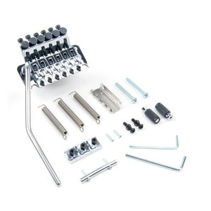 Floyd Rose FRT100 Floyd Rose Original Series Tremolo Bridge with R3 Nut - Chrome