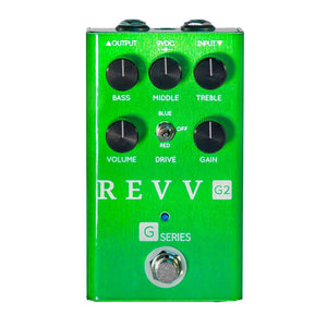 Revv Amplification G2 Dynamic Overdrive