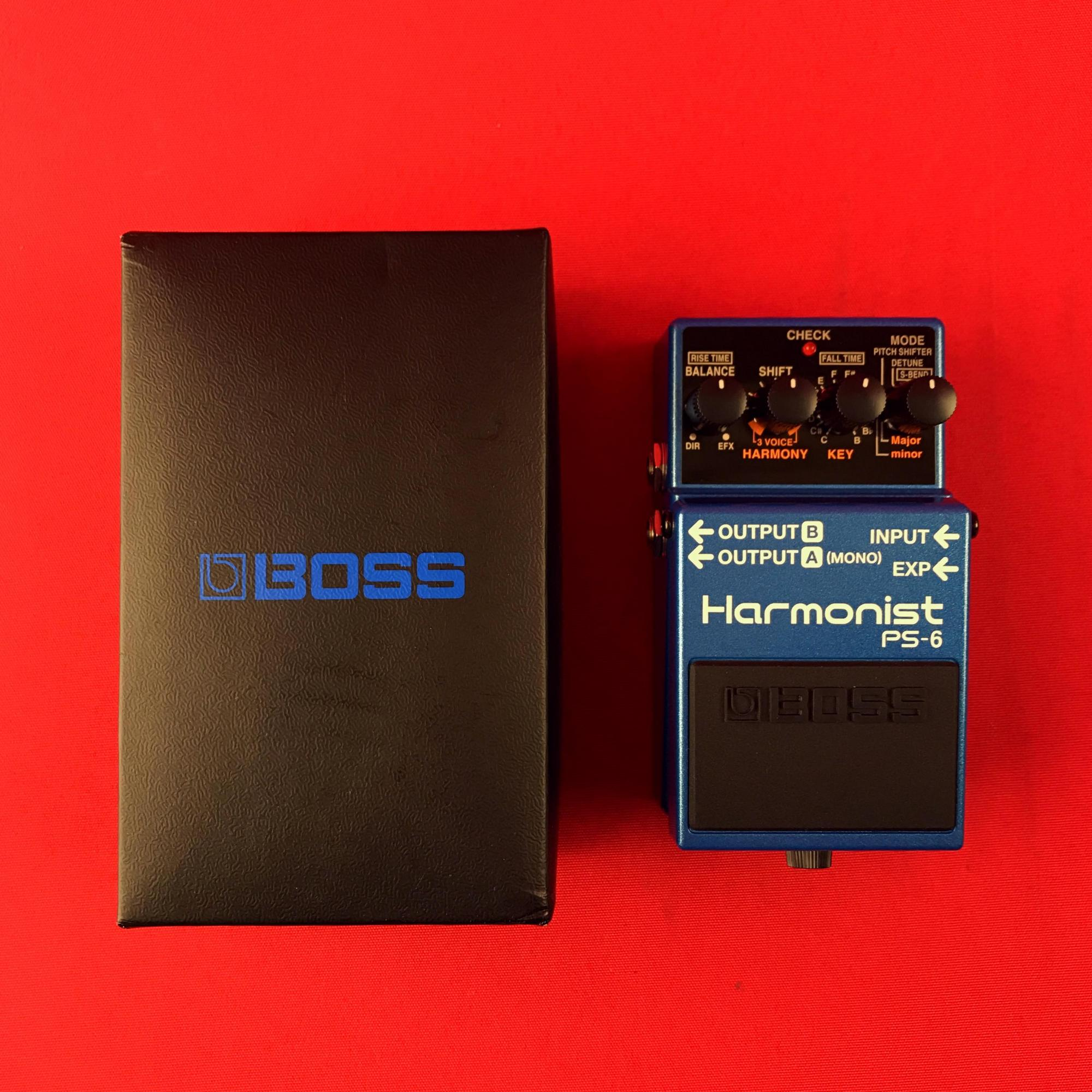 [USED] Boss PS-6 Harmonist