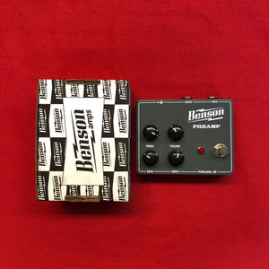 [USED] Benson Preamp