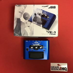 [USED] Boss VE-1 Vocal Echo