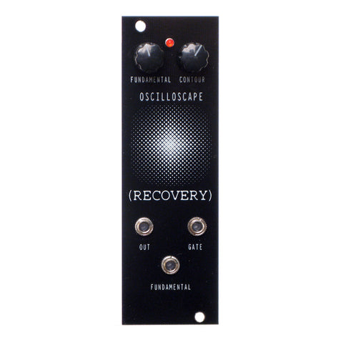 Recovery Effects Oscilloscape Eurorack