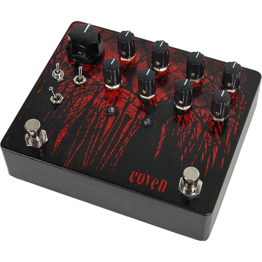 Black Arts Toneworks Coven Dual Fuzz