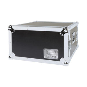 Roland RRC-6SP Black Series 6 Space Rackmount Road Case