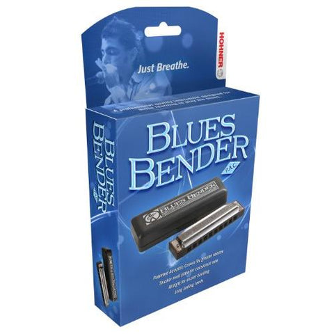 Hohner BBBX-C Blues Bender Harmonica, Key of C