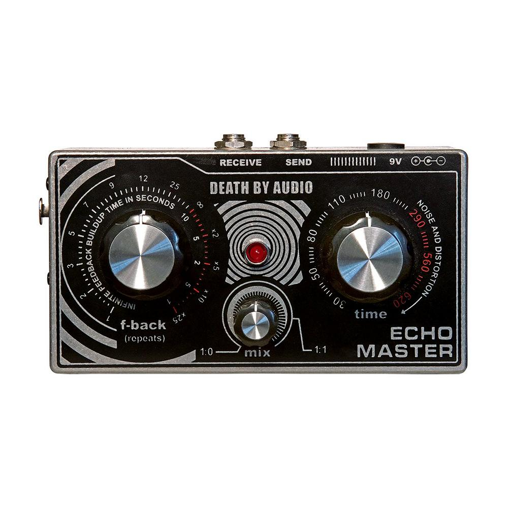 Death By Audio Echo Master (Regular Backplate)