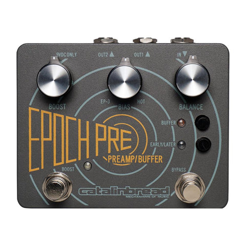 Catalinbread Epoch Pre Preamp Buffer