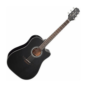 Takamine GD30CE Dreadnought Acoustic/ Electric Guitar, Black