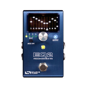 Source Audio SA270 Programmable EQ2