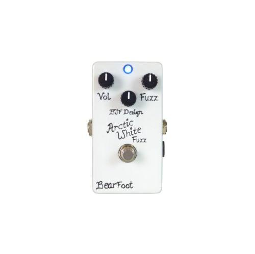 BearFoot FX Arctic White Fuzz